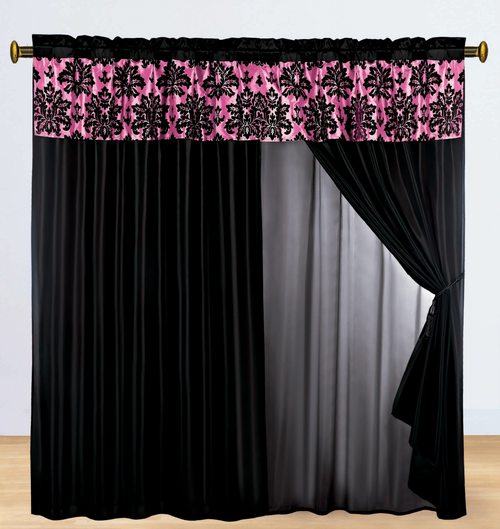 Black Curtains Deals On 1001 Blocks